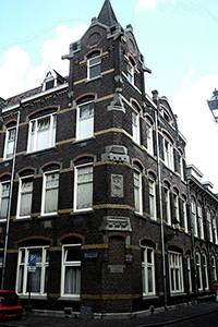 LazerneWillemstraat 5 hoek Kezernestraat GEB gebouw uit 1914