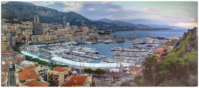 Info over Monaco