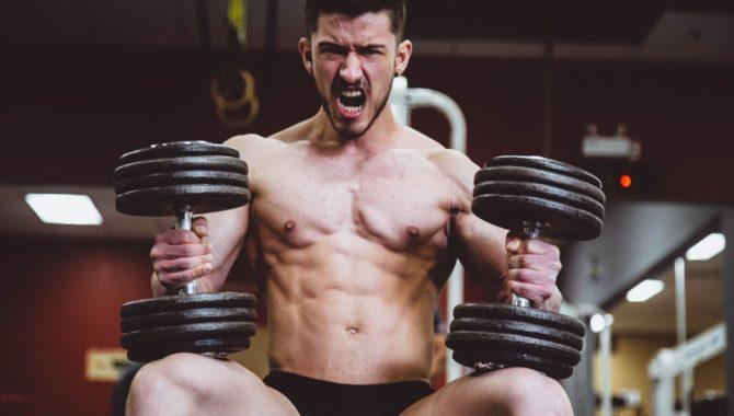 Al je spieren stimuleren!